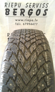 R-15-195-65-Dunlop SP Arctic M4 (8.0mm)